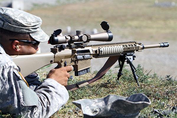 U.S. Army Special Reaction Team (SRT)