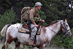 special forces horse