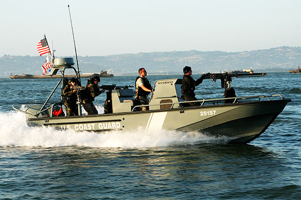 USCG Port Security Unit