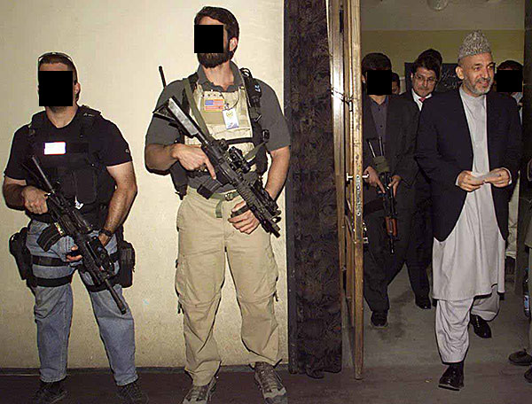 devgru bodyguards