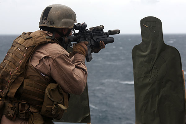 Force Recon Platoon - 22nd MEU