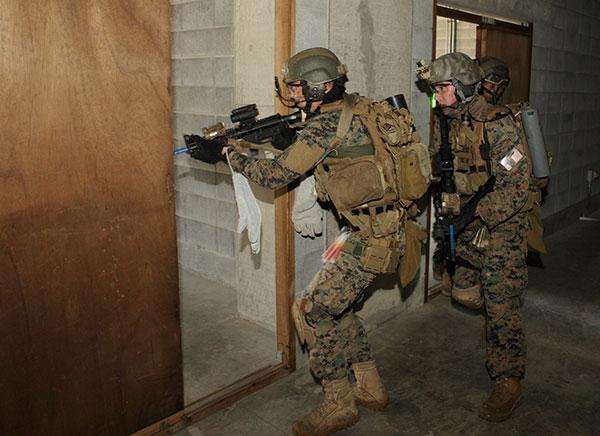 best service 43378 47132 Force Recon - Assault Element