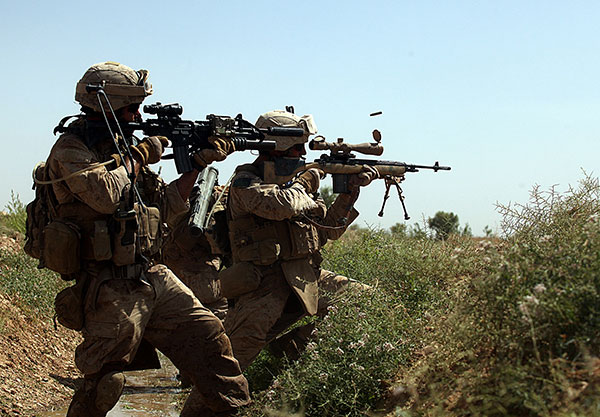 Recon Afghanistan