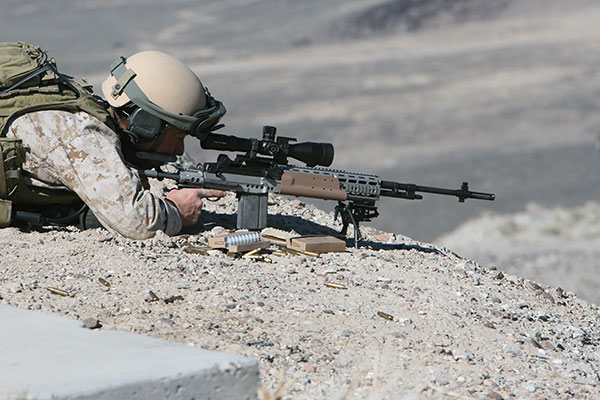 MSOB - M39 Enhanced Marksmanship Rifle