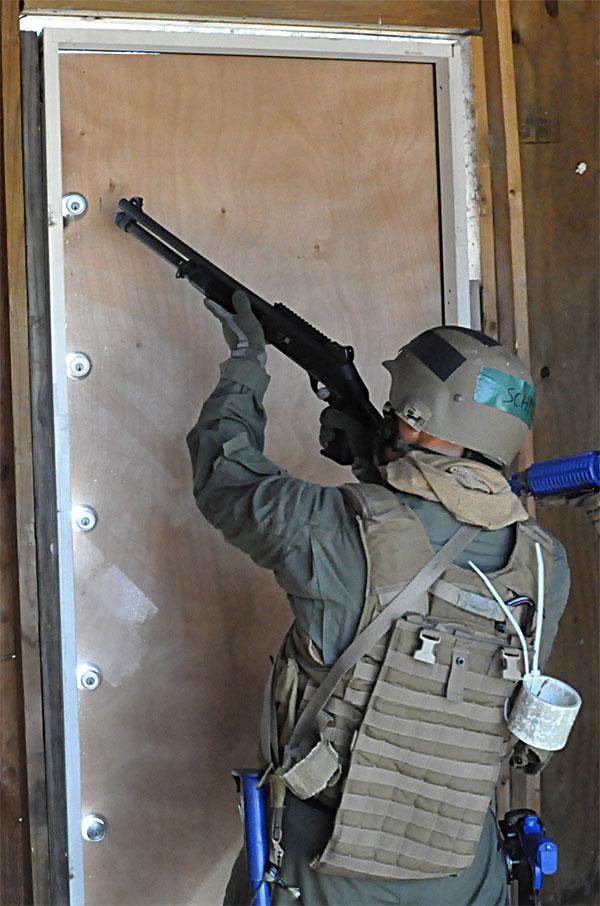 Us Marine Breaching Shotgun