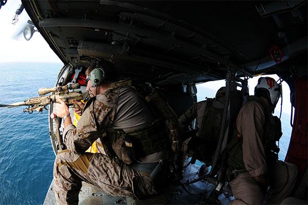 US Navy SEAL | MK11 Sniper
