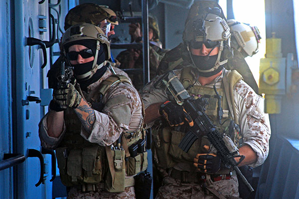 III RAID POR EQUIPOS CAMP VENTA 29 SEPTIEMBRE CQB GEDAT Seal-team
