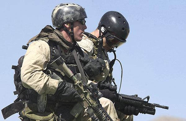 navy seals gear 2001