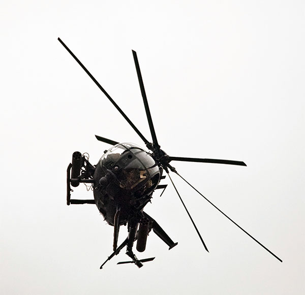 AH-6 / MH-6 Little Bird Helicopters