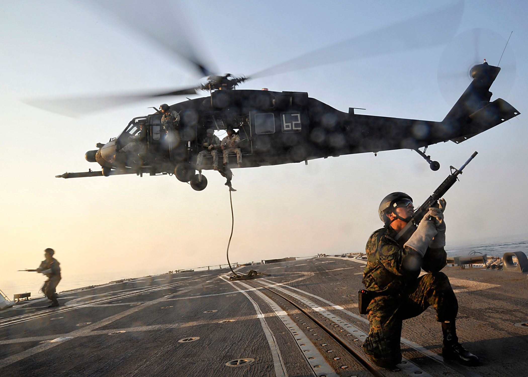 Photo Mh 60 Special Ops Blackhawk