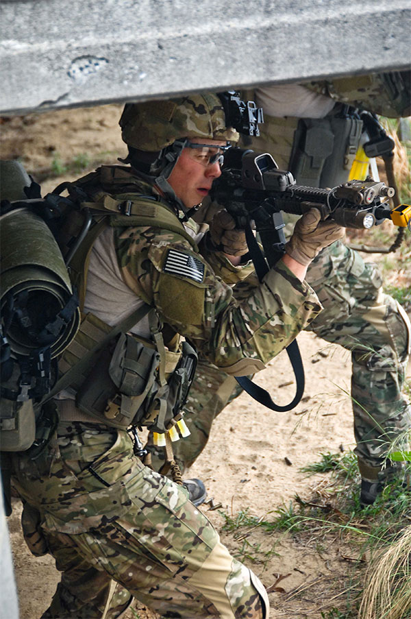 training pipeline for a us army special forces operator essay The united states army special warfare center and school, designated special operations center of excellence, is the united states army's school for professional training of army special operations forces personnel.