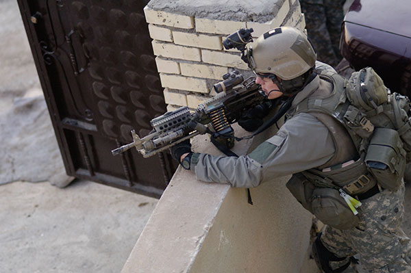 US Army Ranger - Iraq