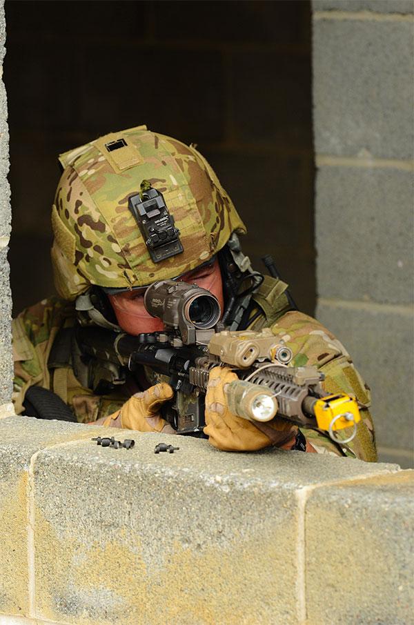 Ranger M4 Carbine Sopmod Block Ii Photos