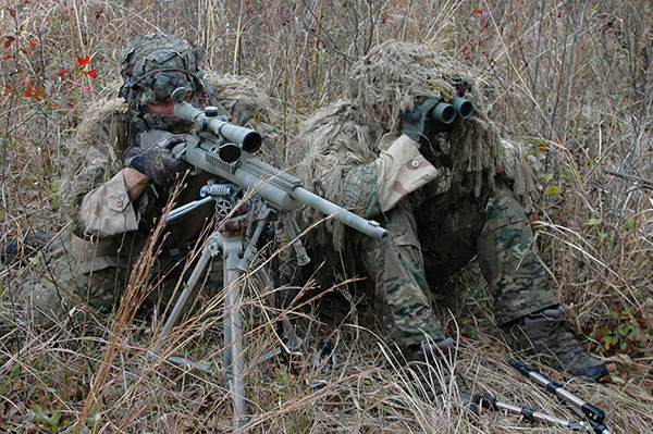 marine scout sniper requirements