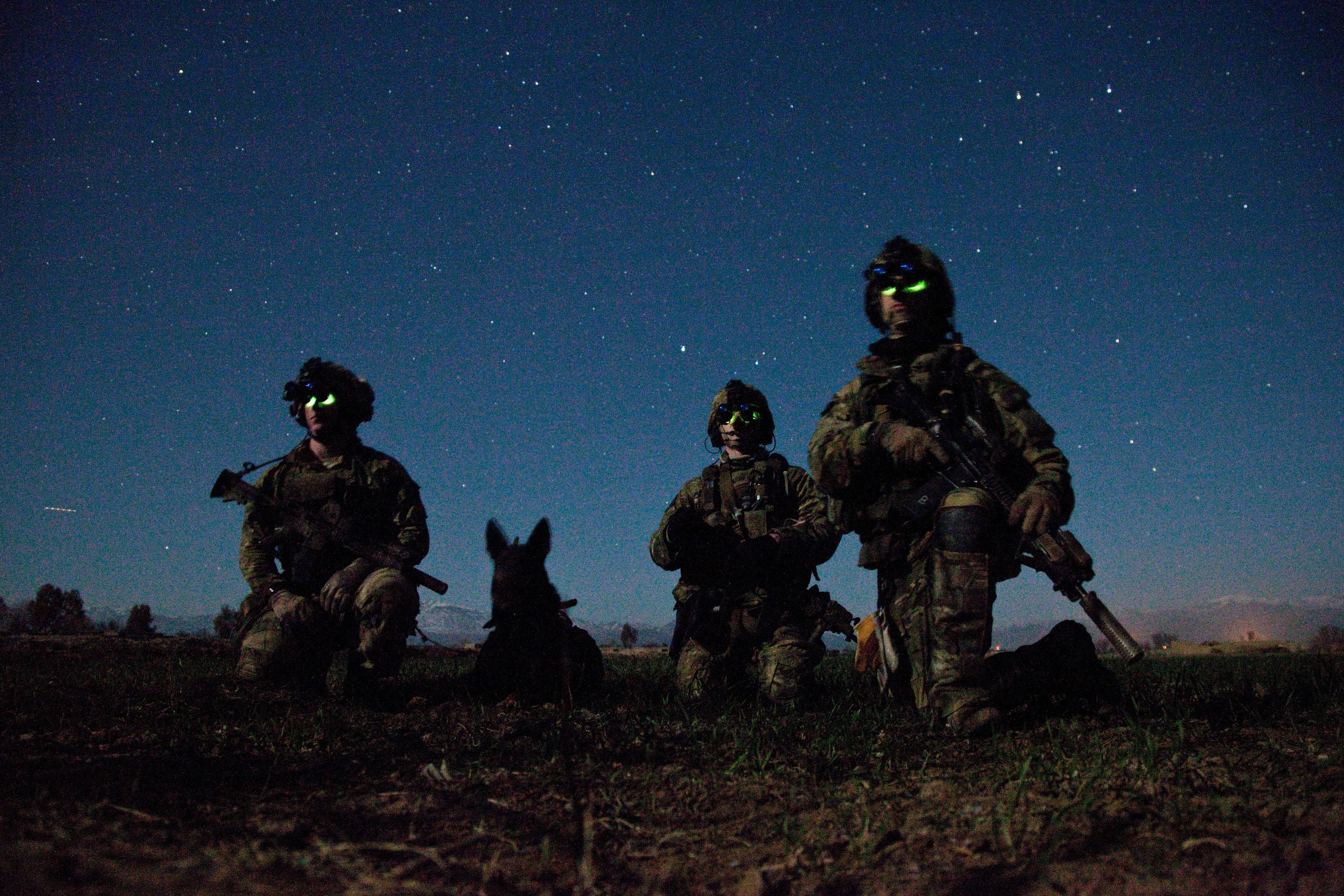 75th Ranger Regiment 2013 3rd battalion, 75th ranger