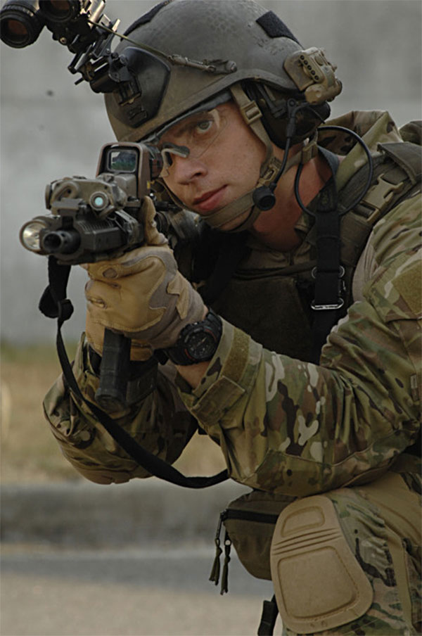 75th Ranger Regiment Soldier  75th Ranger Reg...