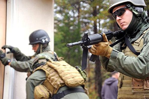 usmc security forces