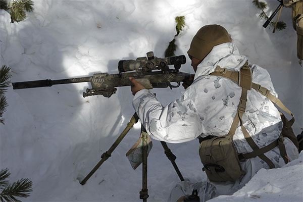 Marine Corps Scout Sniper | Photo