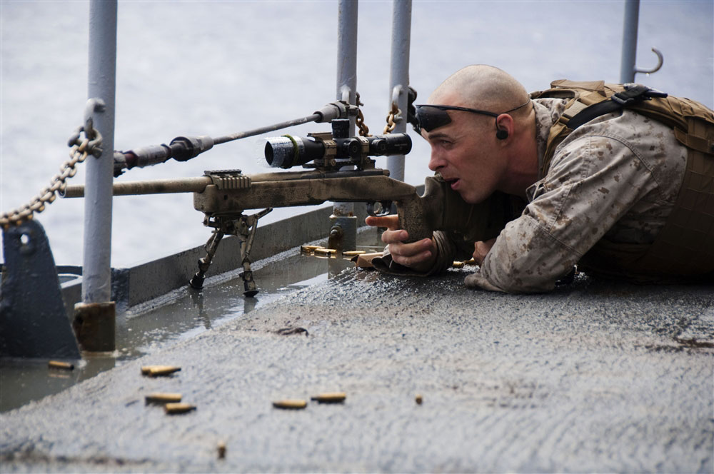 Photo : Scout Sniper - ship