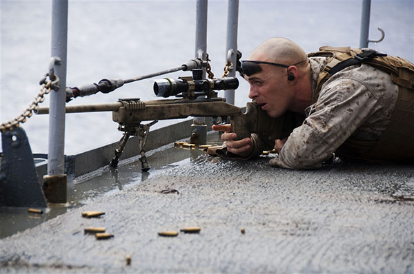 Scout Sniper | Ship