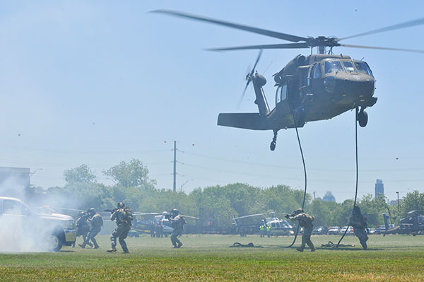 19th special forces group - black hawk
