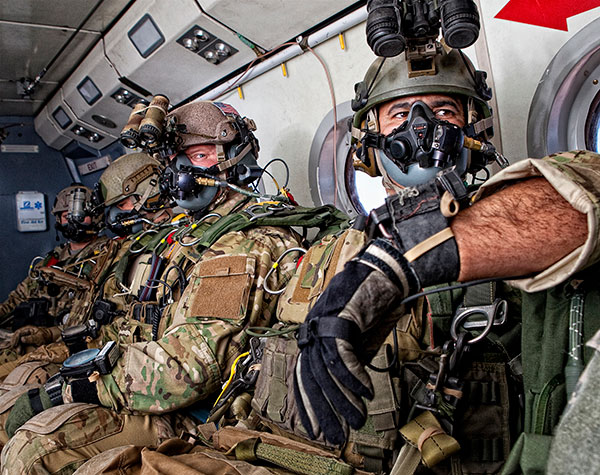 Advanced Tactical Infiltration Course