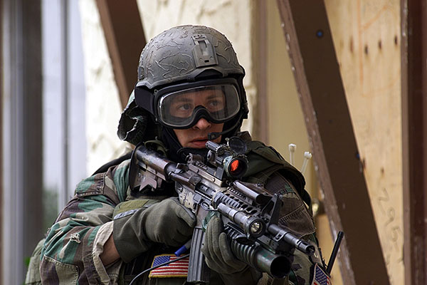 7th Special Forces Group - urban training