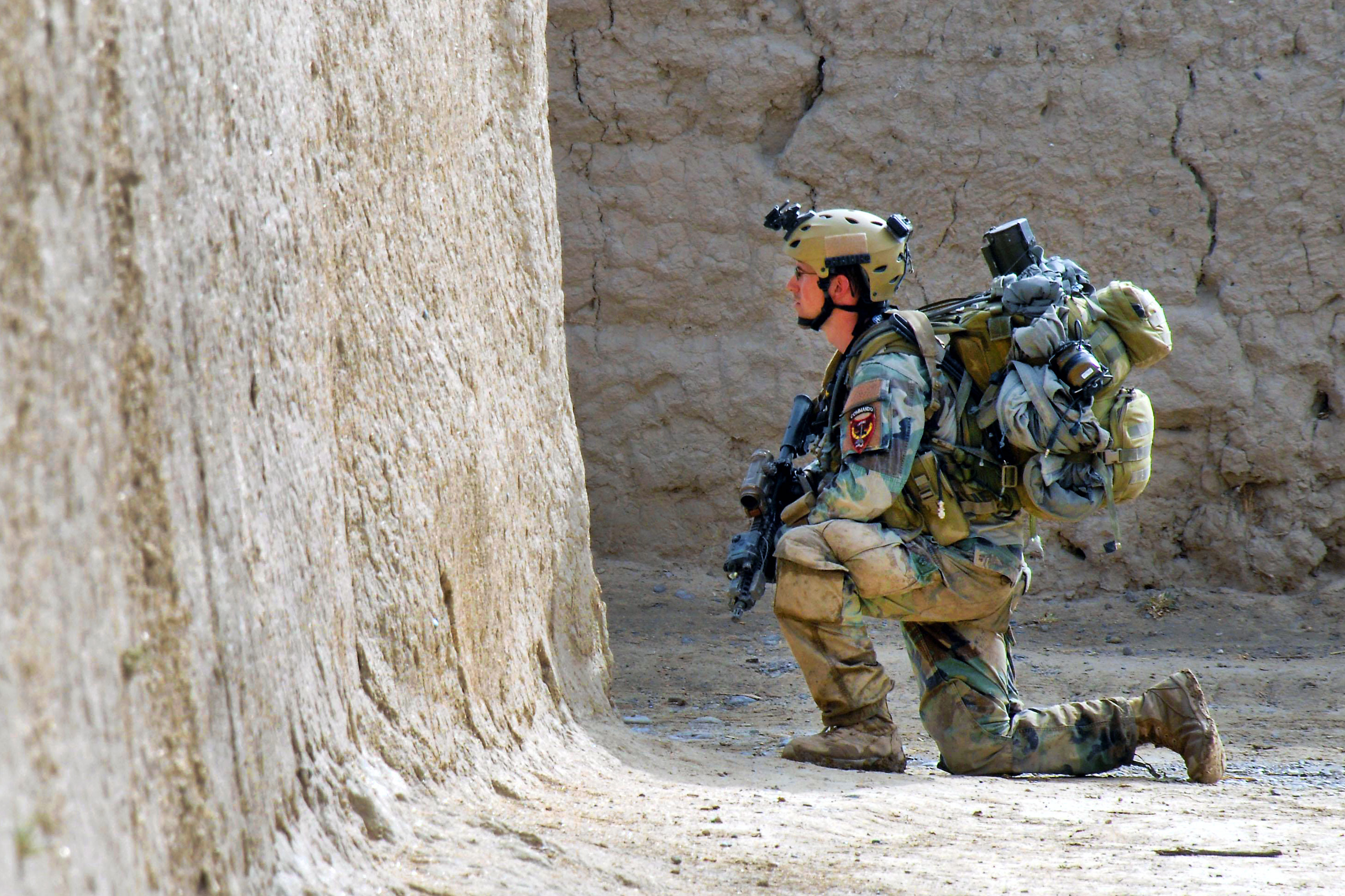 Town officer tackling new police job in afghanistan