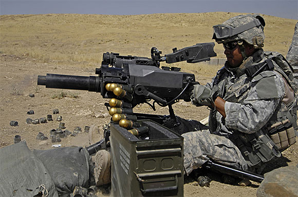 special forces - mk 46 grenade launcher