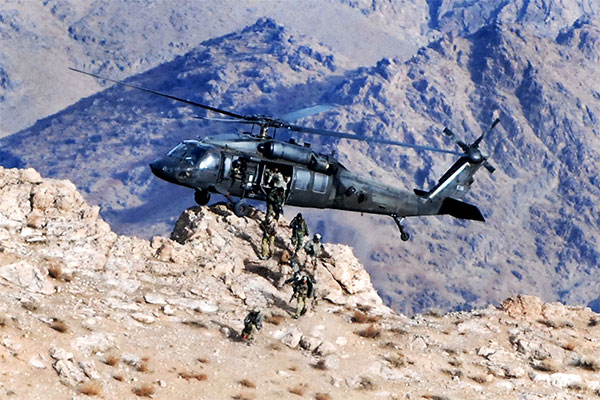 Special Forces - Black Hawk