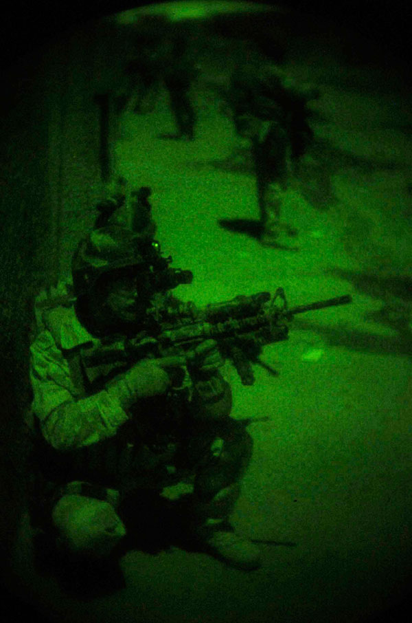 Special Forces - Iraq - Night Mission
