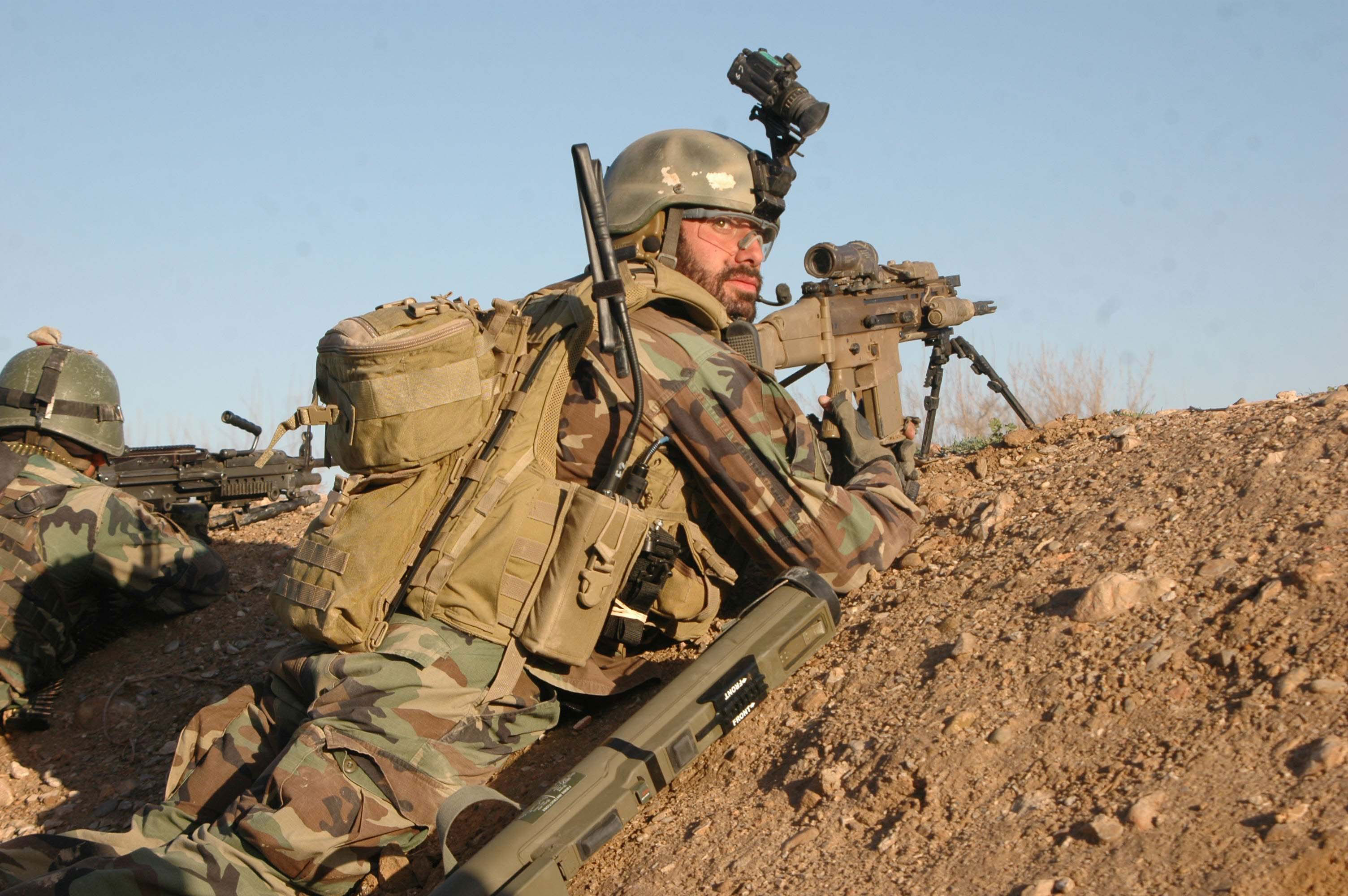 Special Forces - SCAR-H - Afghanistan