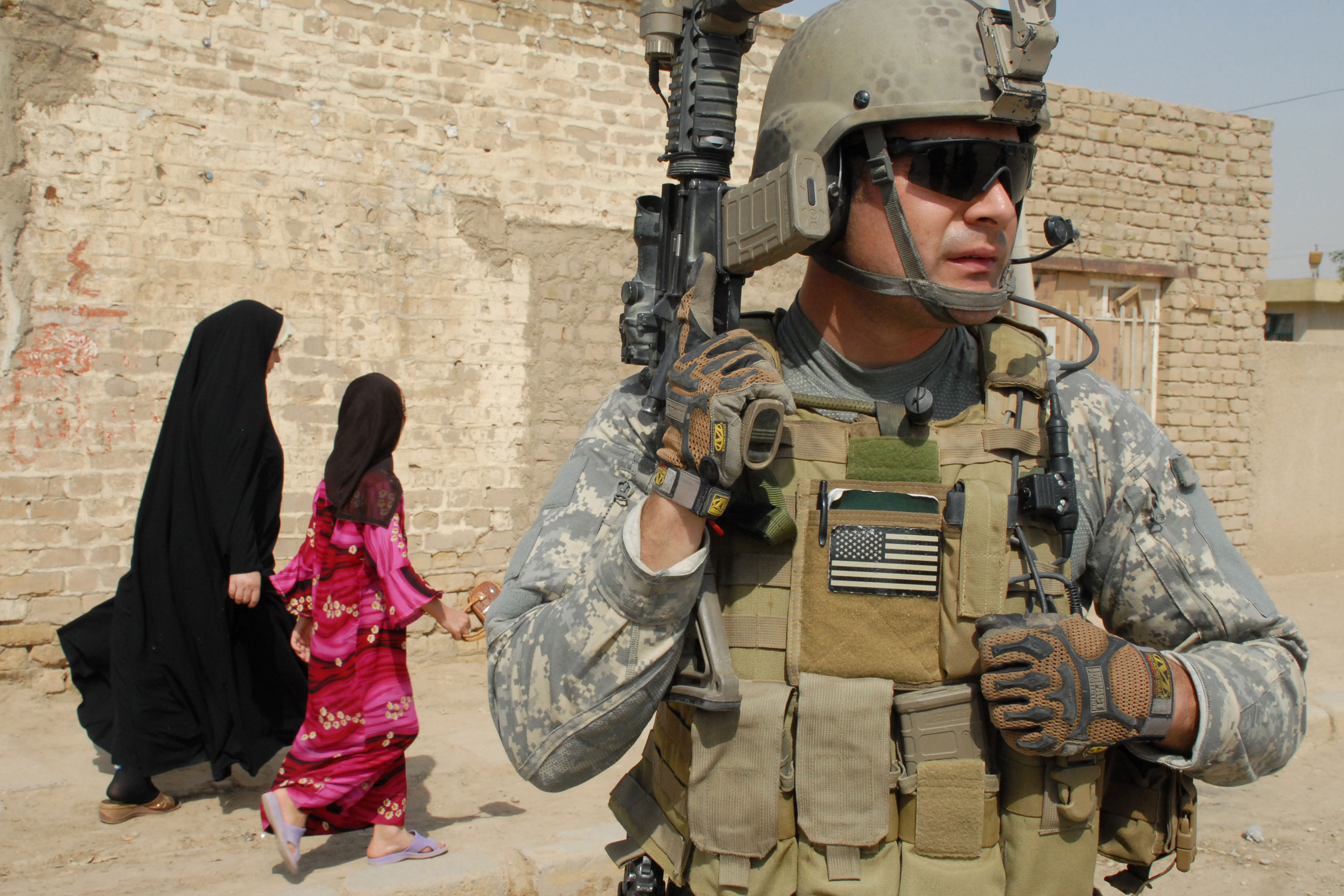 96th Civil Affairs Battalion | Iraq Photo