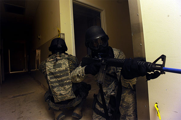 Special Operations Security Forces Squadrons