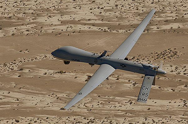 MQ-1 Predator Unmanned Combat Aerial Vehicle | Military-Today.com