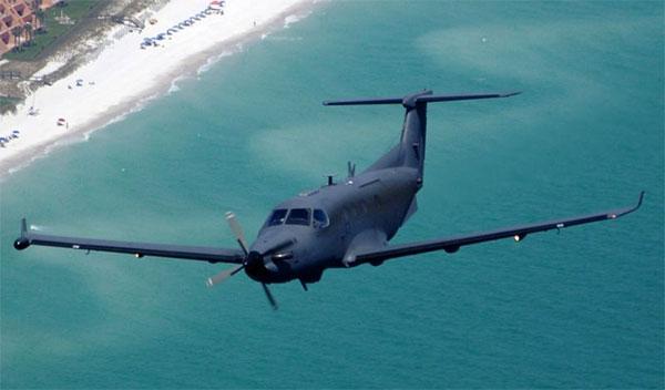 U-28A  aircraft