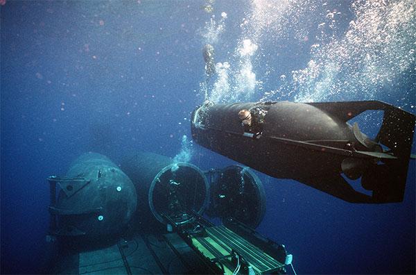 SEAL Delivery Vehicle Teams