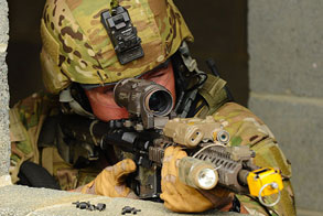 Marine Corps M40a3 Sniper Rifle Picture