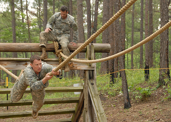 special forces obstacle course