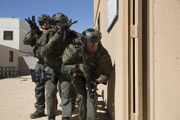 Special Weapons And Tactics   SWAT