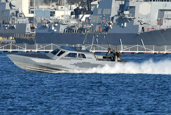 SWCC Combatant Craft Medium