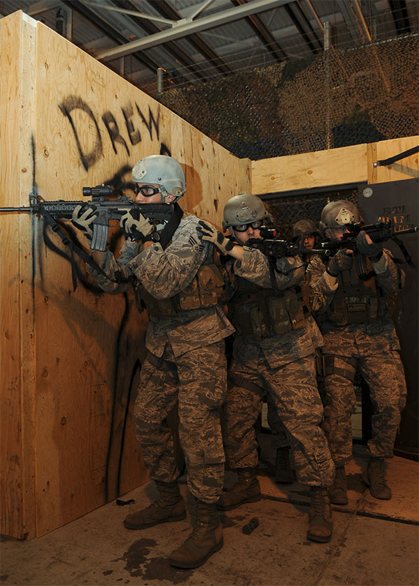 Tactical Response Force | TRF