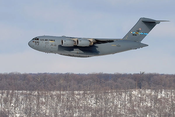 C-17A low level