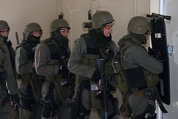 USMC Special Reaction Team