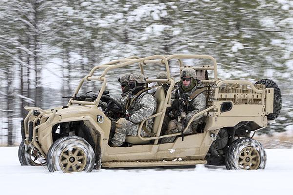Lightweight Tactical All Terrain Vehicle Ltatv