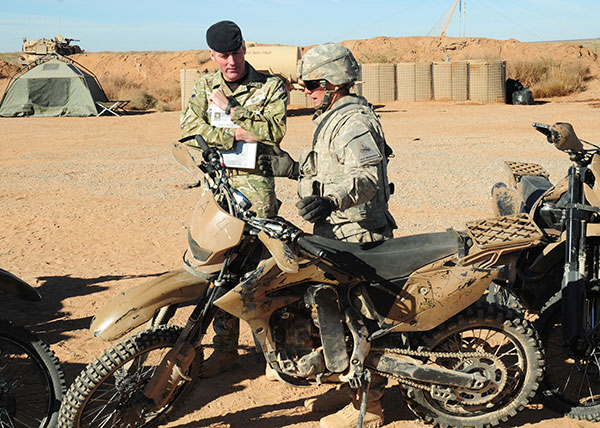 Special Operations Motorcycles