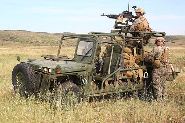 M1161 LSV - M-240