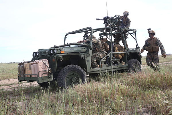 M1161 LSV - MK-19