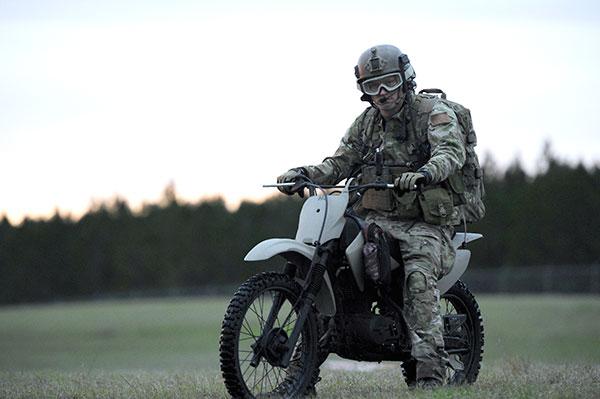 special tactics minibike
