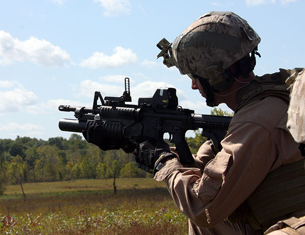 Force Recon - M203
